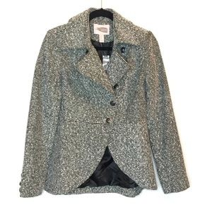 Forever 21 Jackets & Coats - Forever 21 NEW Sz M Black and Cream Blazer